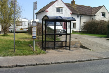 Bus Shelter Kirby Cross