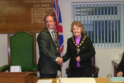 Mayor and Deputy Mayor