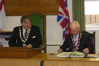 Councillor T Allen