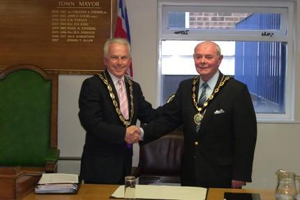 Mayor and Deputy Mayor