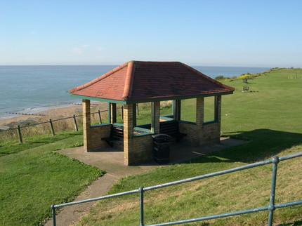 Image the Leas Seafront Shelter Frinton