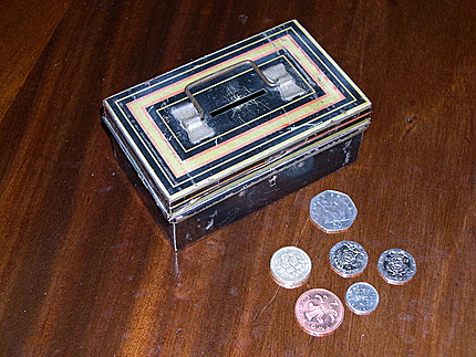 Image Coin Tin