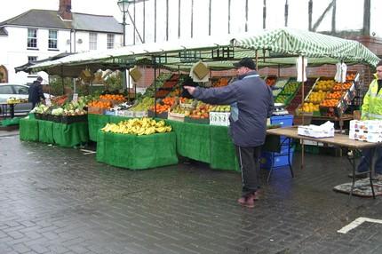 Image Walton Market