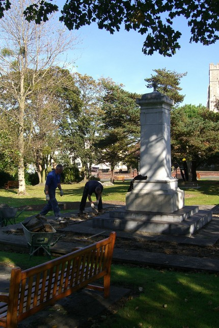 Image Walton War Memorial