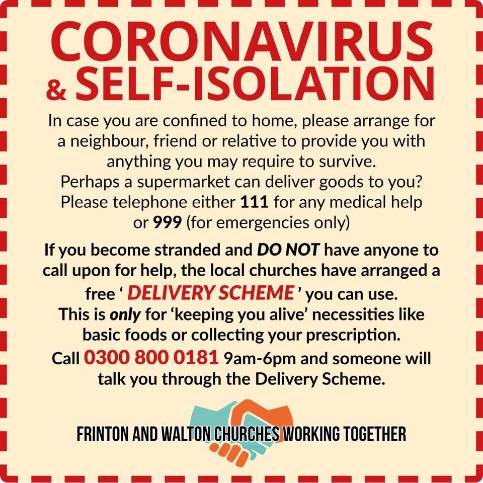 Coronavirus Banner Image