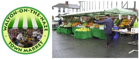 Walton Market Logo and Market Image